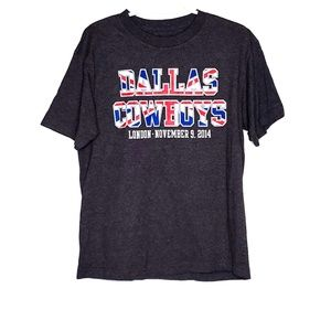 Dallas Cowboys Exhibition Game Shirt M